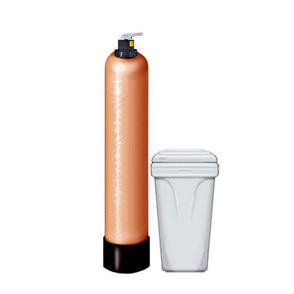 Системы умягчения воды с ручным управлением