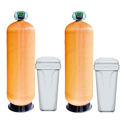 Промышленные системы комплексной очистки воды непрерывного действия