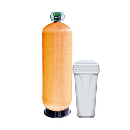 Промышленные системы комплексной очистки воды с автоматическим управлением